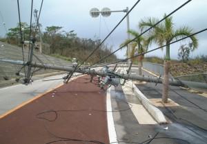 03年台風14号